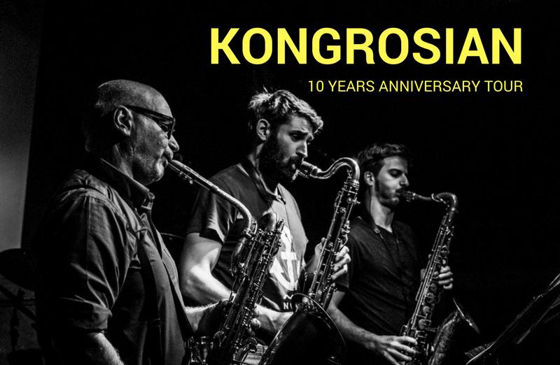 Kongrosian 10 years anniversary